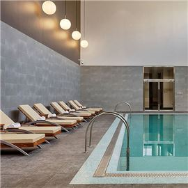 Calming Pool at Heavenly Spa Doha