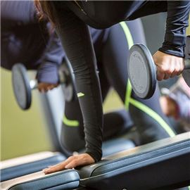 Get fit at Heavenly Spa Gym