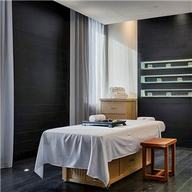 Get a soothing full body massage in one of our treatment rooms