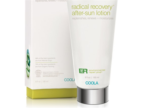 ER+ Radical Recover After-Sun Lotion