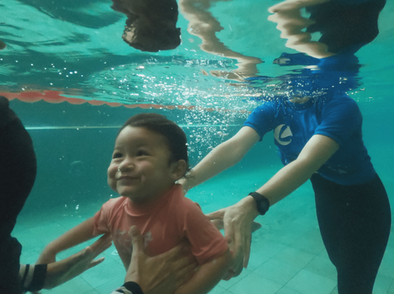 Baby Swim Classes | Sundays & Fridays